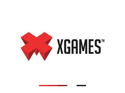 Gaming X Letter Logo red logo brand branding gamers game logo x symbol x letter x logo gennady savinov logo design symmetric modern minimalistic logo design geometric clean abstract