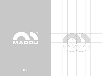 Geometric M Letter Logo elegant pictogram m letter logo m letter m logo logo grid branding gennady savinov logo design minimalistic logo symmetric modern minimalistic logo design geometric clean abstract