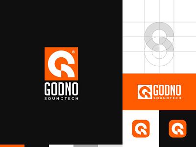 Geometric G Letter Logo creative logo for sale buy logo s letter s logo logomark g logo g letter logo logo grid branding gennady savinov logo design minimalistic logo symmetric modern minimalistic logo design geometric clean abstract