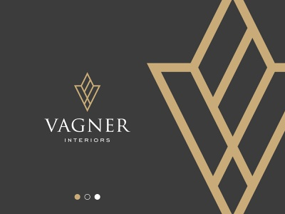 Luxury V Letter Logo monogram design logo for sale buy logo creative logo elegant logo luxury logo v letter v logo monogram branding gennady savinov logo design minimalistic logo symmetric modern minimalistic logo design geometric clean abstract