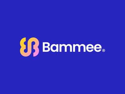Bammee Logo playlist tracks media professional buy logo ios logo creative gradient b monogram abstract logo design geometric gennady savinov logo design bb logo sound music app logo b logomark b letter b logo
