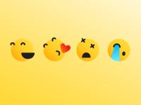Distorted Emojis