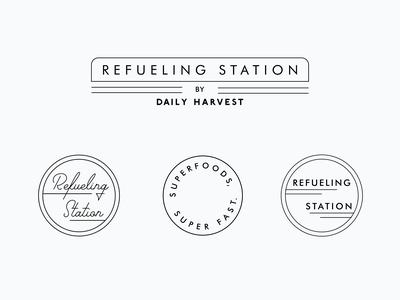 Refueling Station Branding