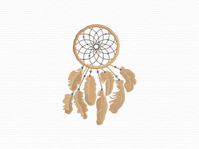 Dream catcher - embroidery design american native indian talisman dreamcatcher dream catcher embroidery digitizing company adobe illustrator embroidery digitizing embroidery digitizer embroidery design embroidery
