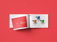 Brochure Pluma roja