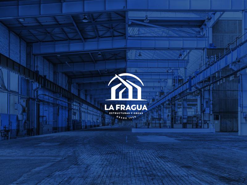 Logotype La Fragua