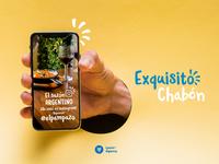Social media restaurante Argentino en Morelia