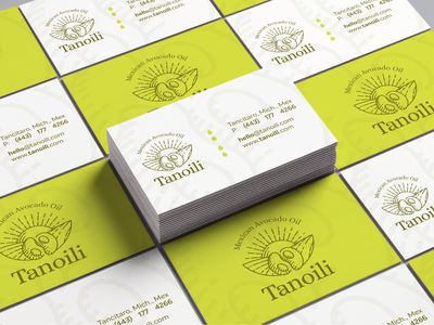 Business card Tanoili