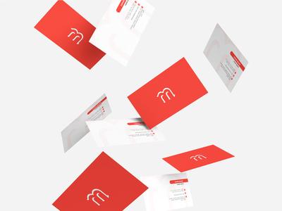 Business card Diario M