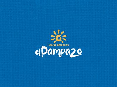 Brand Identity  -El Pampazo-