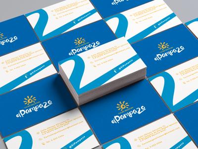 Bussines Card El Pampazo