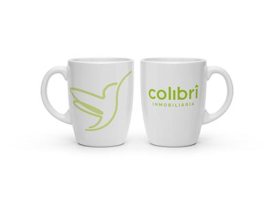 Coffee Mug Colibrí