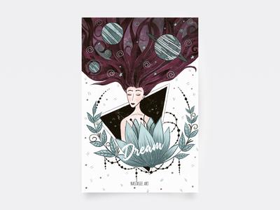 Postcard — Dream