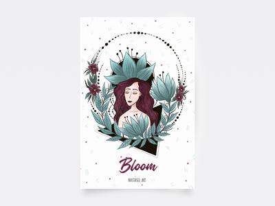Postcard — Bloom