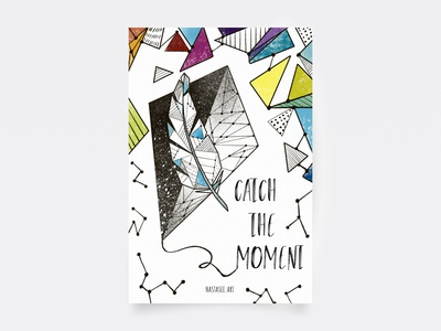 Postcard — Catch the moment