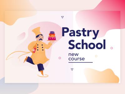 Banner – Pastry School