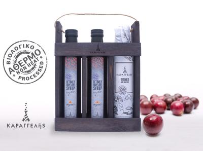 Packaging - Grape Juice Syrup
