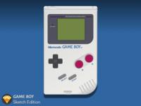 Game Boy Sketch3 Edition
