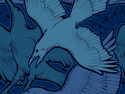 Crow Pattern
