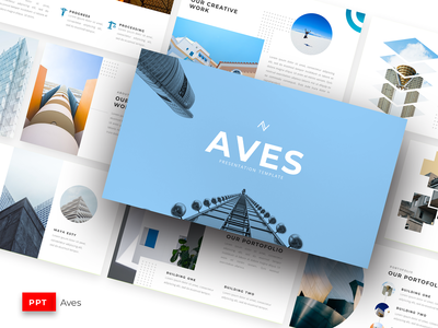 Aves - Creative Presentation Template