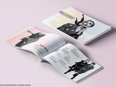 Fashion Brand Book