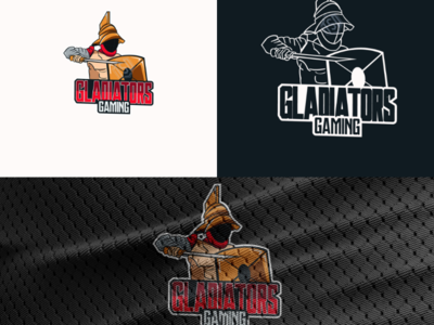 GLADIATORS gaming logo