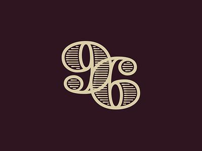 96 Brand Identity branding logo identity symbol mark wordmark