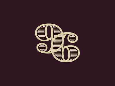 96 Brand Identity