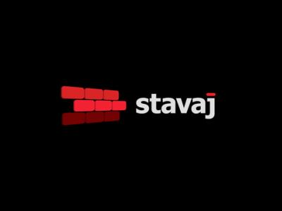 Stavaj design logo