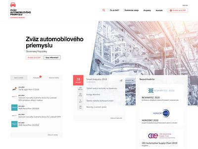 ZAP Concept design web