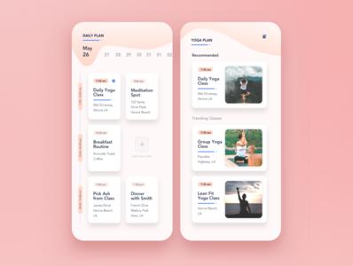 Daily Planner iOS App