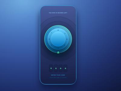 Unlock Screen Template