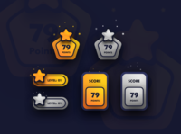 Gamified Apps User Interface