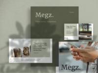 MEGZ Powerpoint Template
