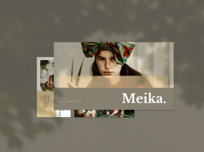 MEIKA Powerpoint Template
