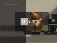 MAVE Powerpoint Template