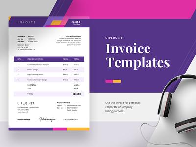 Jasmine - Invoice Quote Template invoice