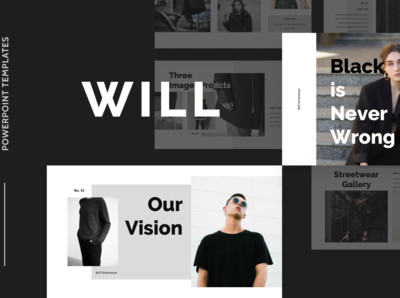 WILL Powerpoint Template