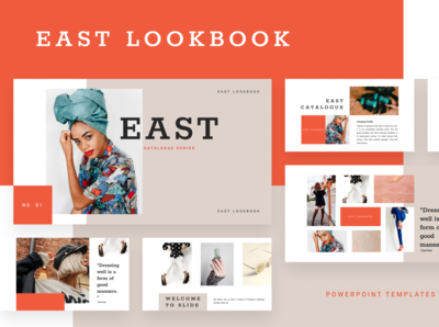 EAST Powerpoint Template