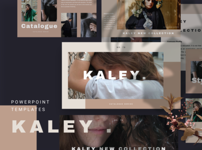 Kaley Powerpoint Template