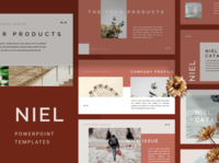 NIEL Powerpoint Template