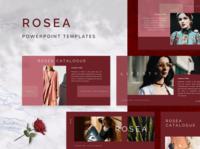 ROSEA Powerpoint Template