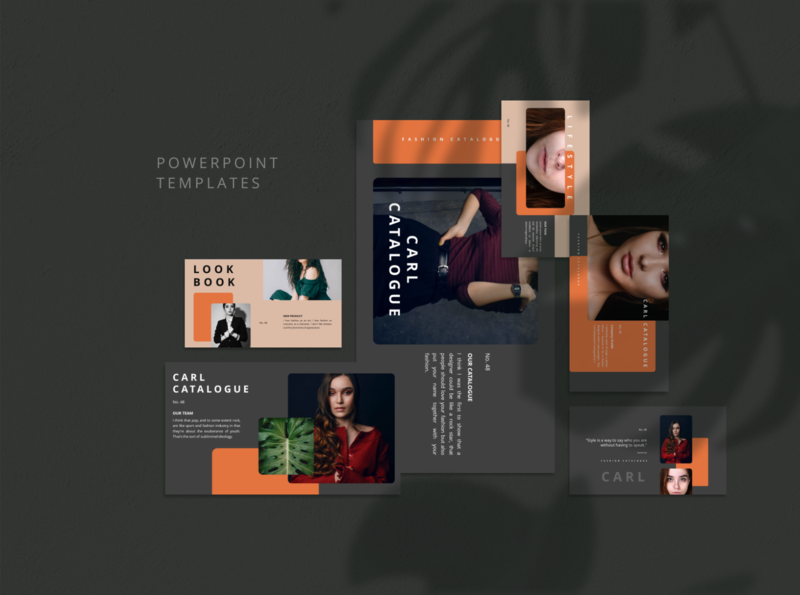 Pptx Designs Themes Templates And Downloadable Graphic Elements On Dribbble