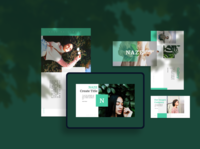 NAZE Powerpoint Template
