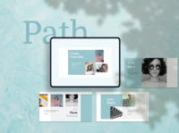 PATH Powerpoint Template