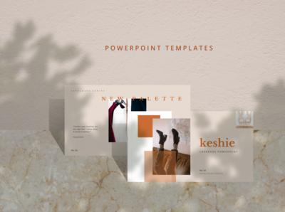 KESHIE Powerpoint Template