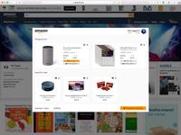 Amazon's Shopping Cart Redesign v1.0