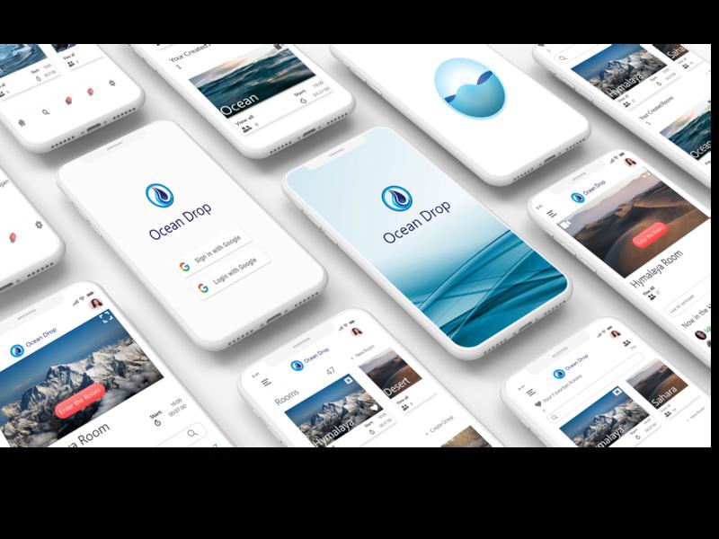 Ocean Drop App