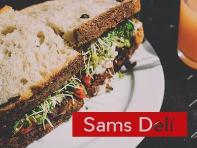 Sams Deli - unused concept 2