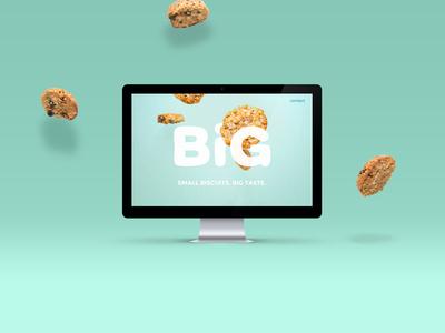 Big Biscuits Homepage